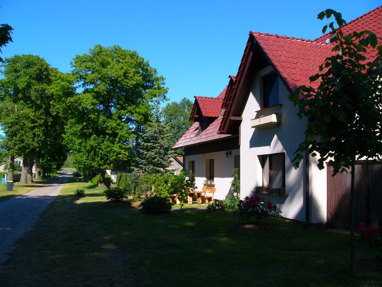 Ferienwohnung in Lutterow