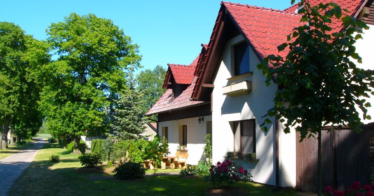 Ferienwohnung in Alt Lutterow